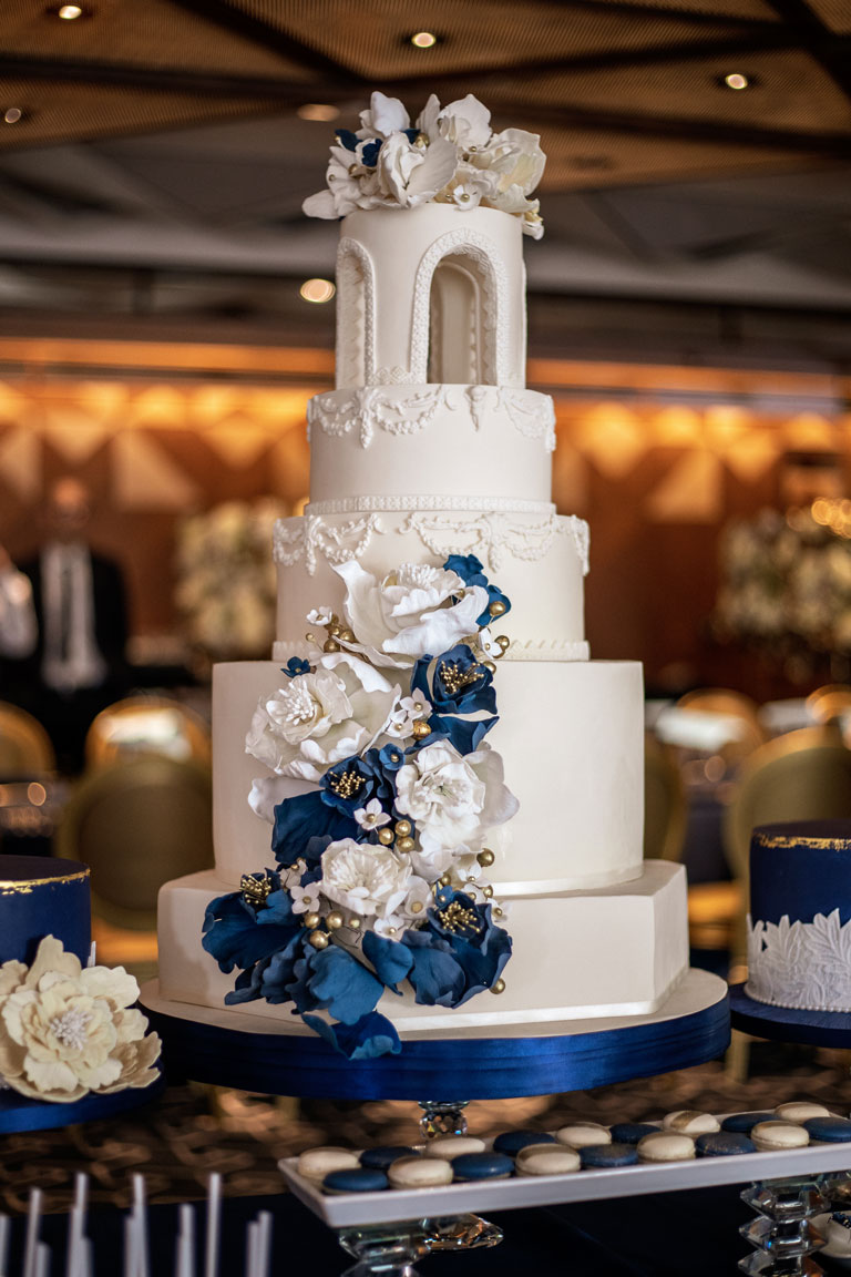 Luxury Wedding Cakes by GC Couture | Mayfair, London