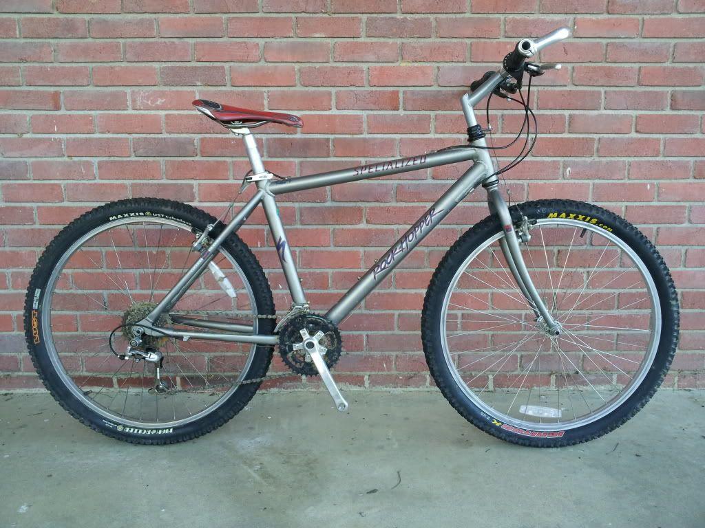 What Year Is My Rockhopper Mtbr Com Vintage Mountain Bike