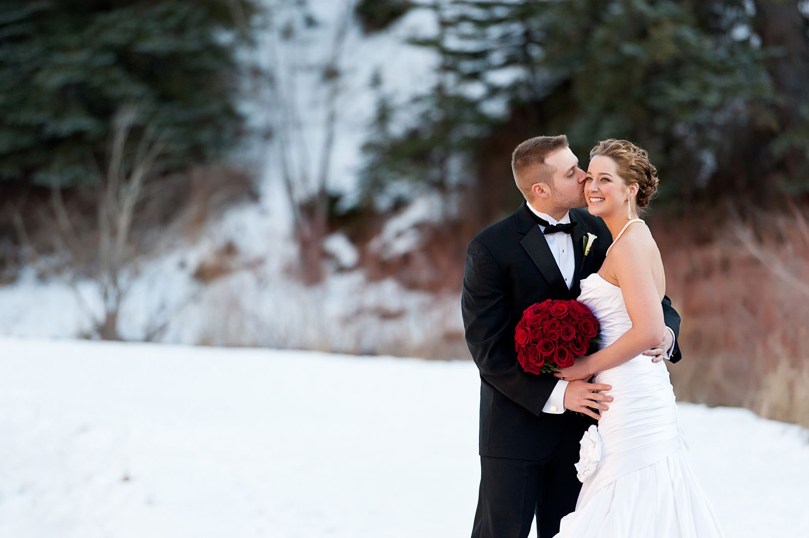 Vail mountain wedding ashley and peter weddings