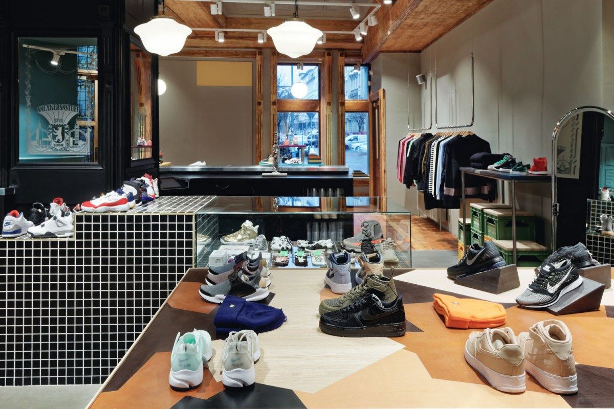watch f22cc b71bc Check out Sneakersnstuff's New Berlin Location   sneaker ...