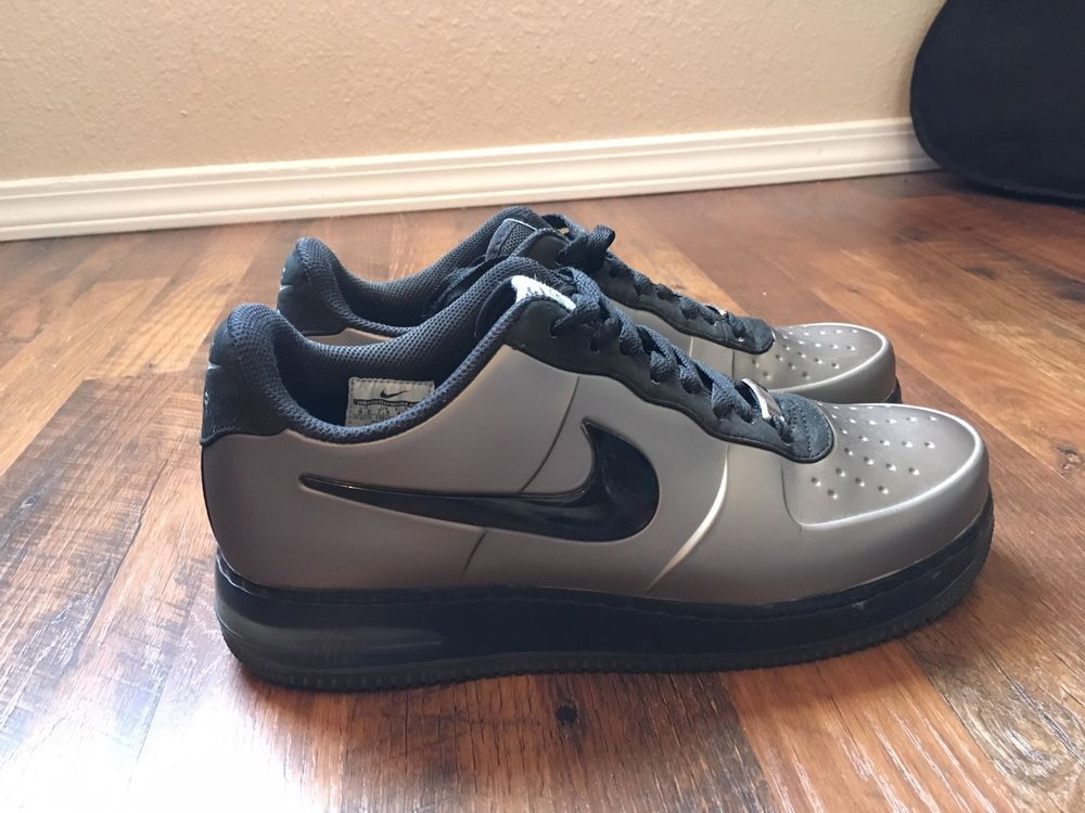 Nike Air Force 1 Foamposite Pro Low Pewter Mens Size 8.5 VERY RARE  fashion   clothing  shoes  accessories  mensshoes  athleticshoes (ebay link) 08a21da81
