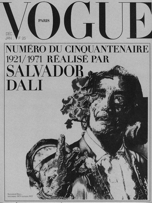 Dali for Vogue