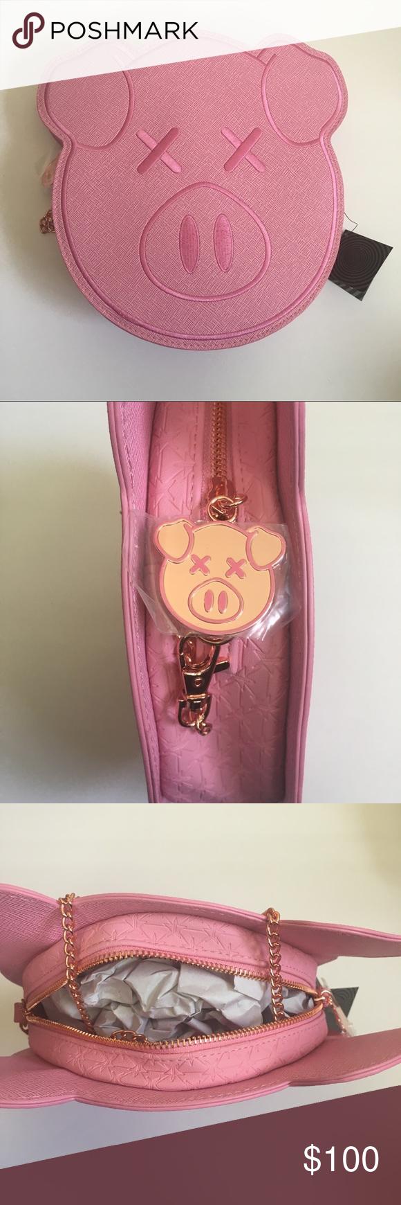 Shane Dawson Pink Pig Side Bag Jeffree Star NWT | Side ...