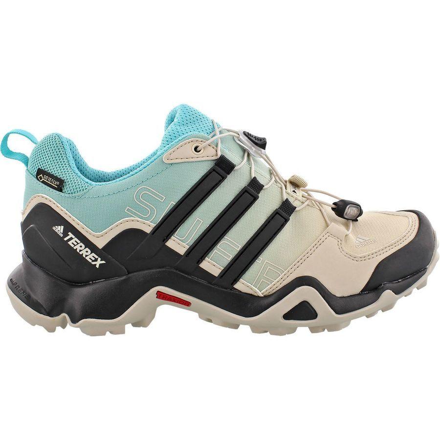 adidas Terrex Swift R2 GORE TEX Hiking Shoes Brown   adidas US
