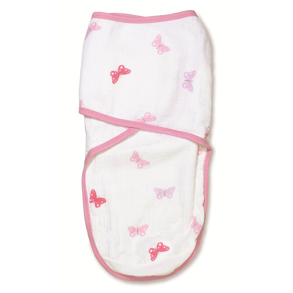 Aden By Aden Anais 100 Cotton Muslin Easy Swaddle Girls