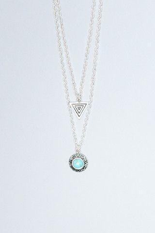 Boho Charm Necklace | uoionline.com: Women's Clothing Boutique