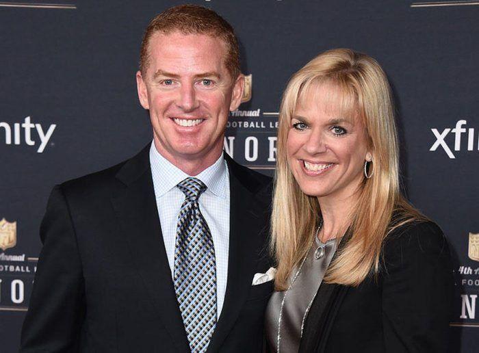 Brill Garrett Wife Of Nfl Coach Jason Garrett The Former