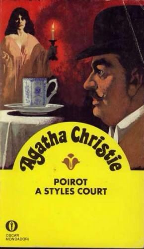 Agatha Christie - Poirot a Styles Court