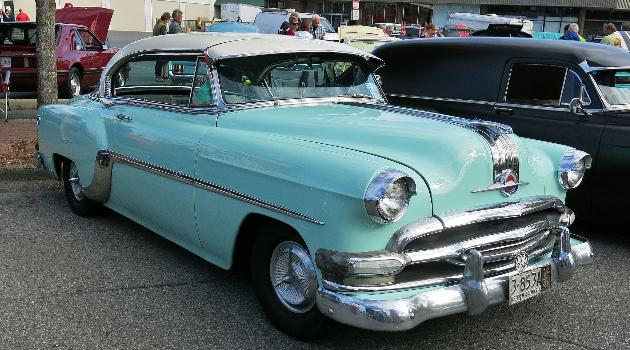 Pin By Rob Matthew On Classic Cars Pinterest Automobile 1950s Pontiac Laurentian Https Flickr P Mpxnkb 1954