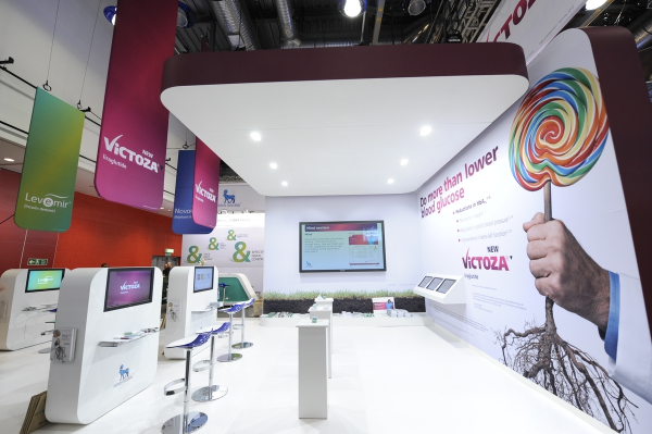 Exhibition Stand Technology : A great article about trade show booths of the future