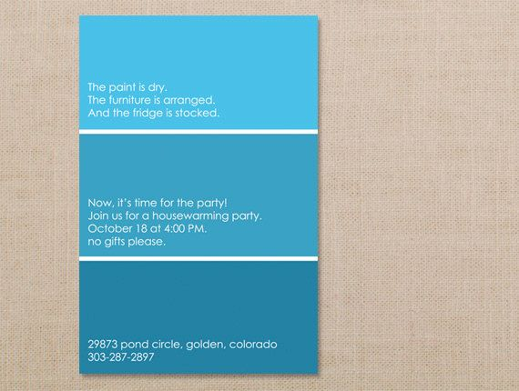 Love the wording on this moving housewarming invitation Reserved - fresh invitation card wordings for housewarming