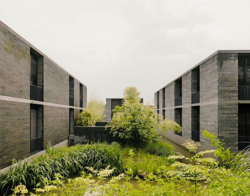 David Chipperfield Architects Designs a Stunning Estate in Hangzhou, China