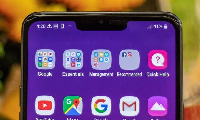 How To Fix LG G7 ThinQ No Service Error After Software Update