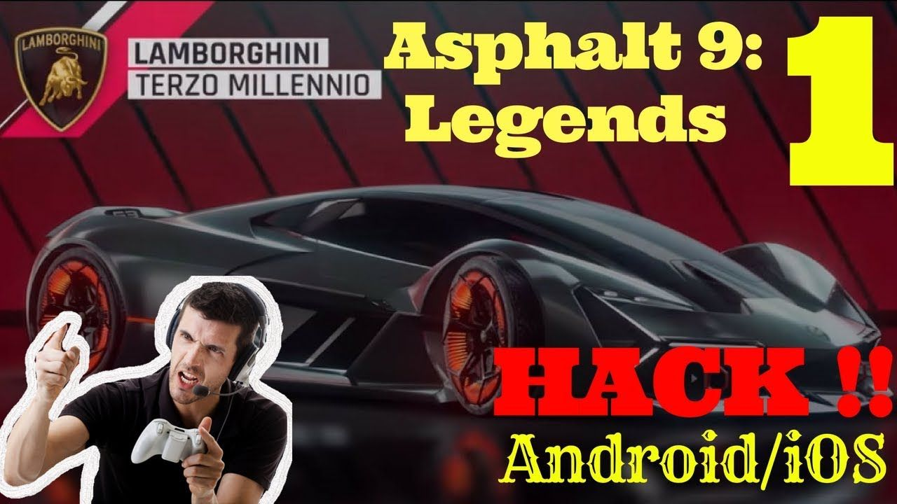 Asphalt 9: Legends Hack [Android/iOS] ~ 🚗🛑 how to hack