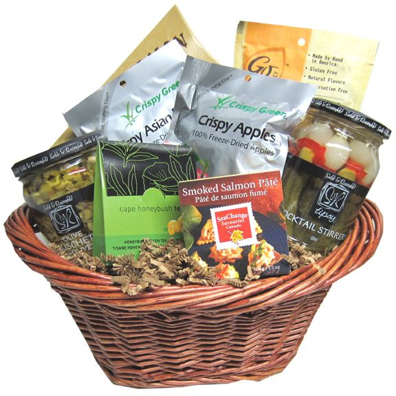 Gluten free gift baskets 100 delivery across canada toronto gluten free gift baskets 100 delivery across canada negle Choice Image