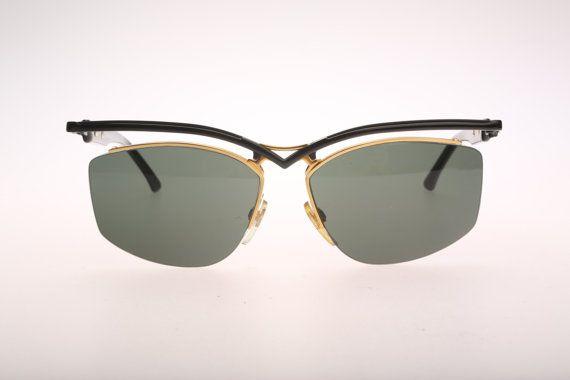 Derapage Unique designer Alberto Vitaloni's 90s NOS vintage sunglasses