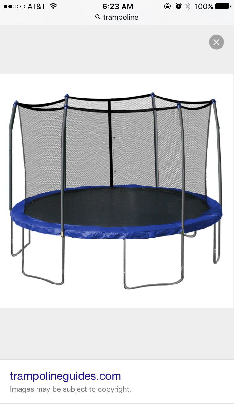 in the 1930s 1934 specifically the trampoline was invented and
