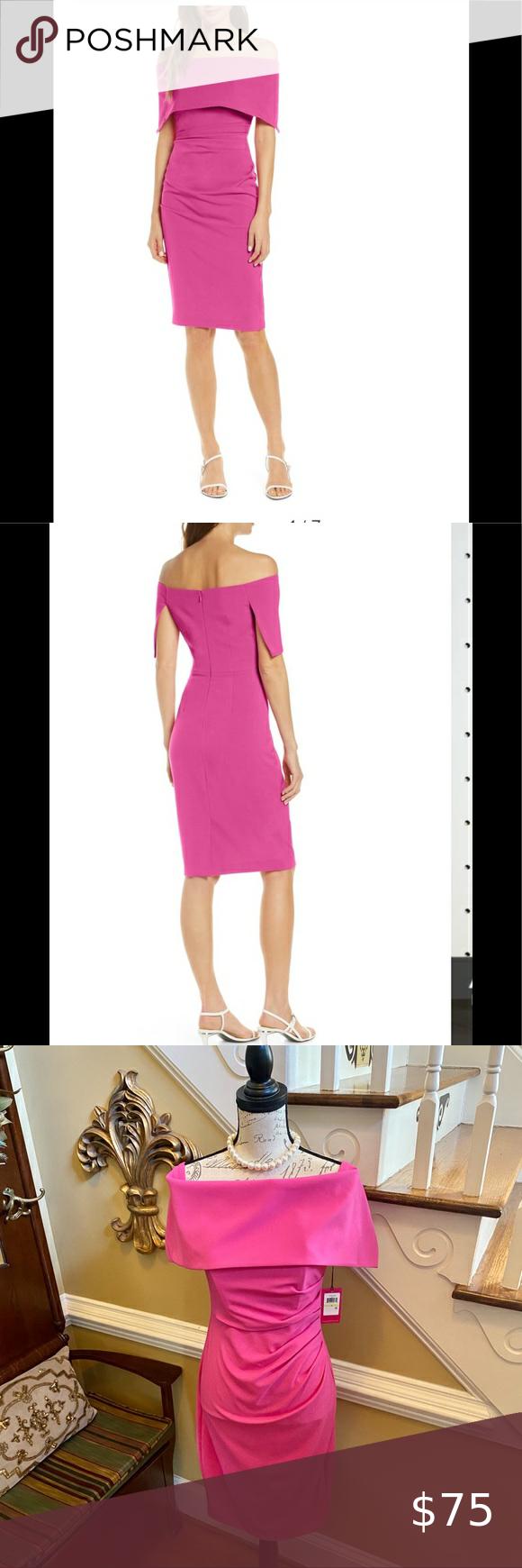 Vince Camuto Strapless Popover Cocktail Dress Dresses Cocktail Dress Clothes Design [ 1740 x 580 Pixel ]