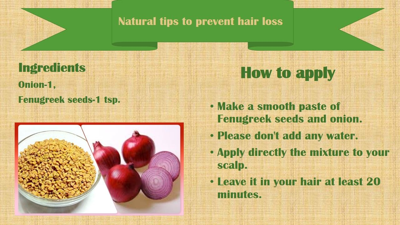 10 foods that cause hair loss