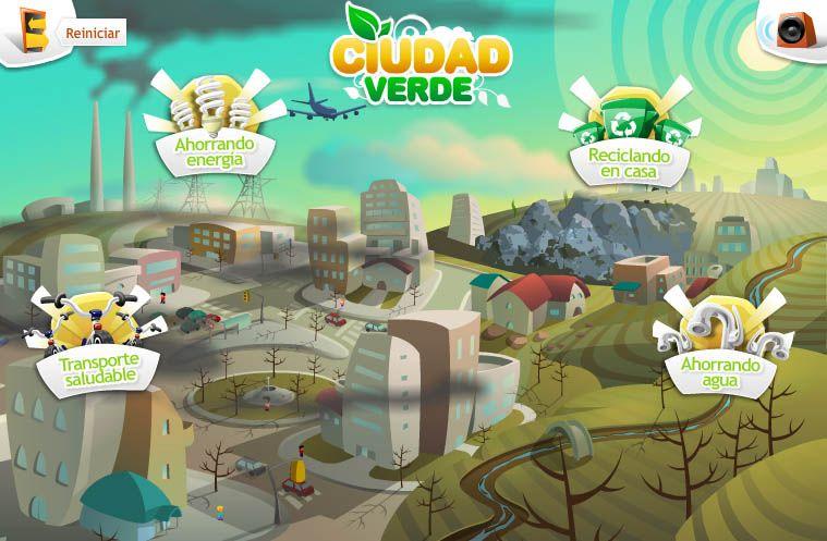 Ciudad Verde Discovery Kids Te Ensena A Conservar El Medio Ambiente
