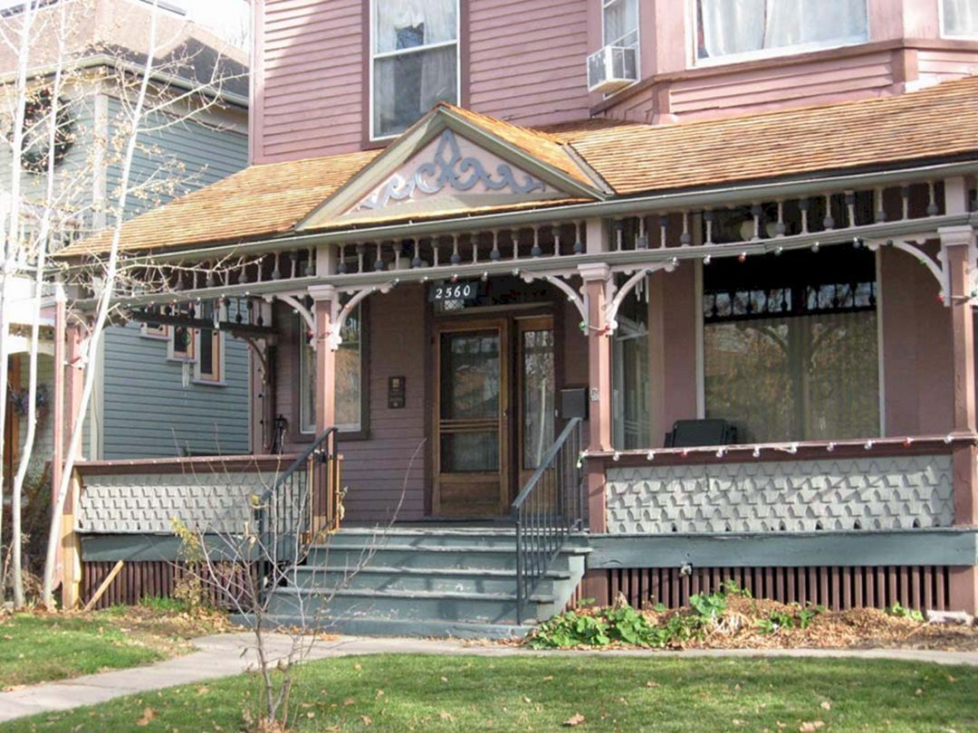 Cool Top 30 Beautiful Victorian Porch Ideas For Your Home  Https://wahyuputra.