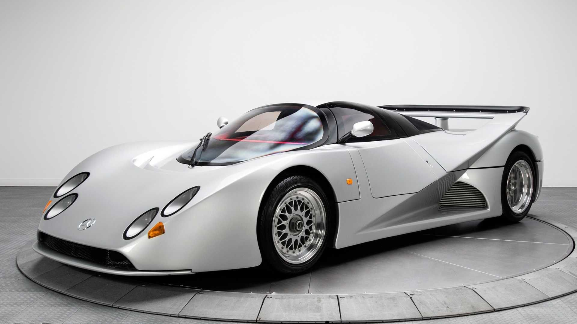 1995 Mercedes Lotec C1000. Only a person crafted. Powered by 1000hp TT Mercedes V8. « astonis... 1