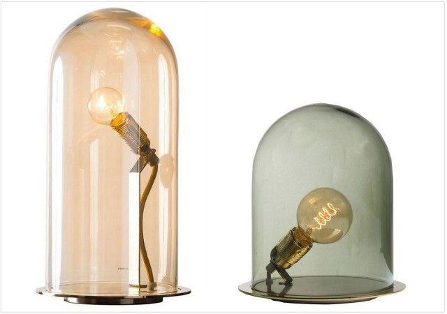 o trouver une lampe sous cloche lighting lumiere luminaire deco. Black Bedroom Furniture Sets. Home Design Ideas