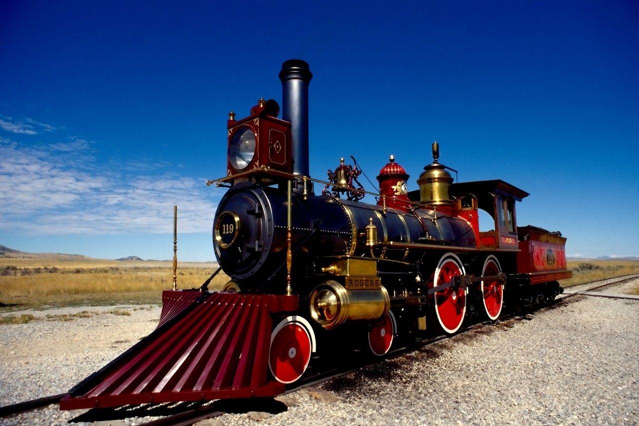 Am 10. Mai 1869 wurde in den USA der Bau der
