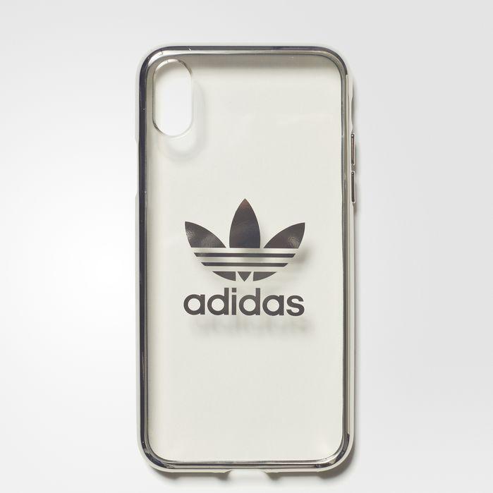d6b857c304df adidas iPhone 8 Trefoil Clear Case - Mens Phone Cases