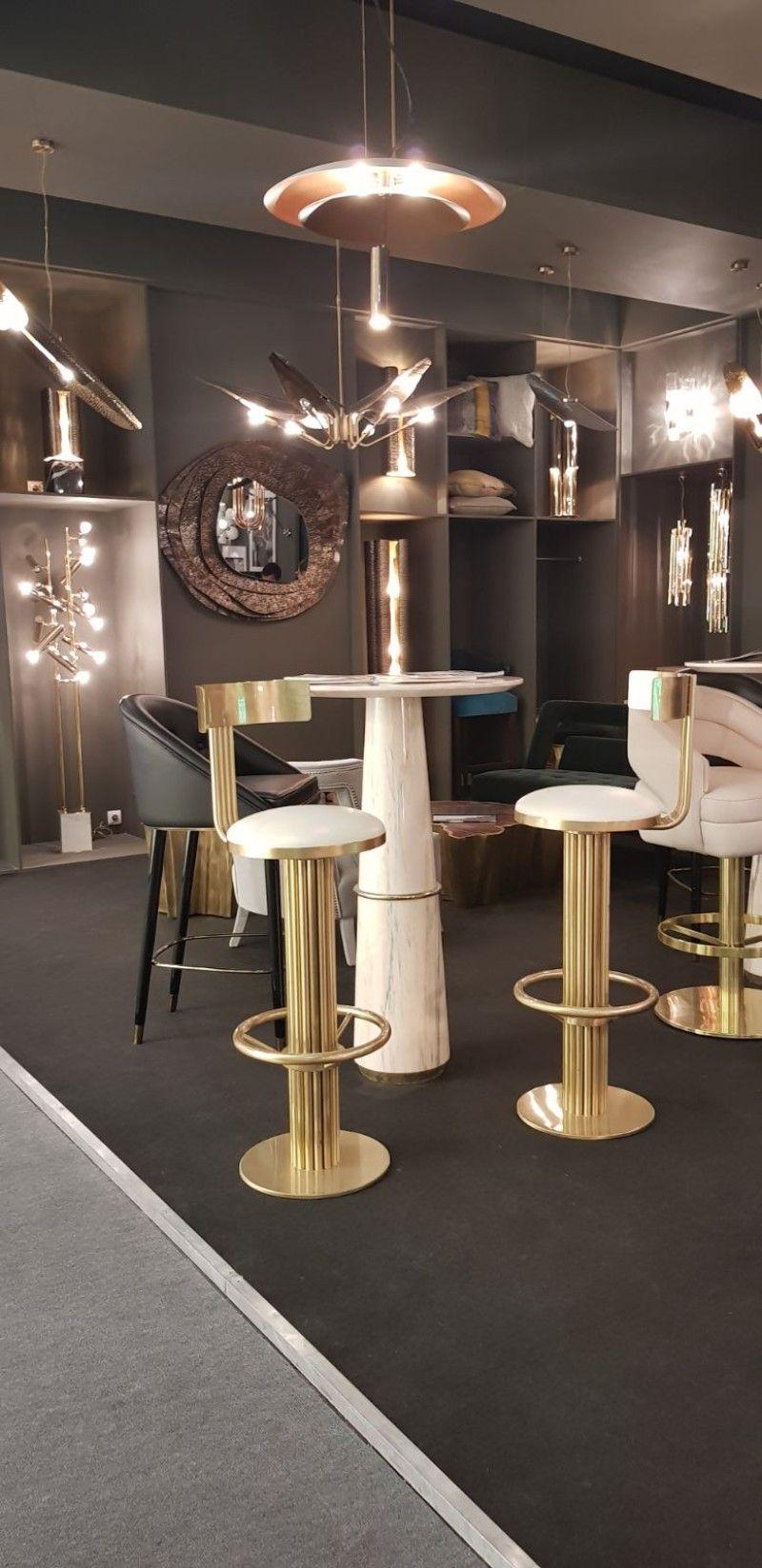 Innenarchitektur Messe top 5 luxusmarken in der frankfurt messe