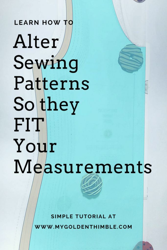 Drafting patterns Learn hot to Grade or Altering Sewing Patterns with this simple tutorial. Now you can use multiple sizes of one sewing pattern and here is how