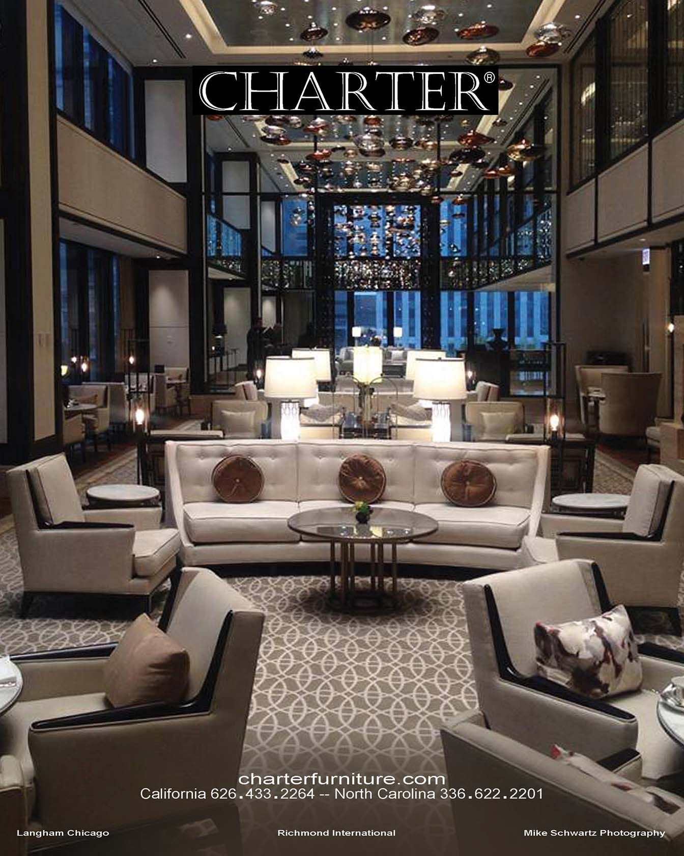 Langham Chicago #Download Www.RoomHints.com/app For