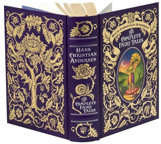 Image result for barnes and noble hans christian andersen spine