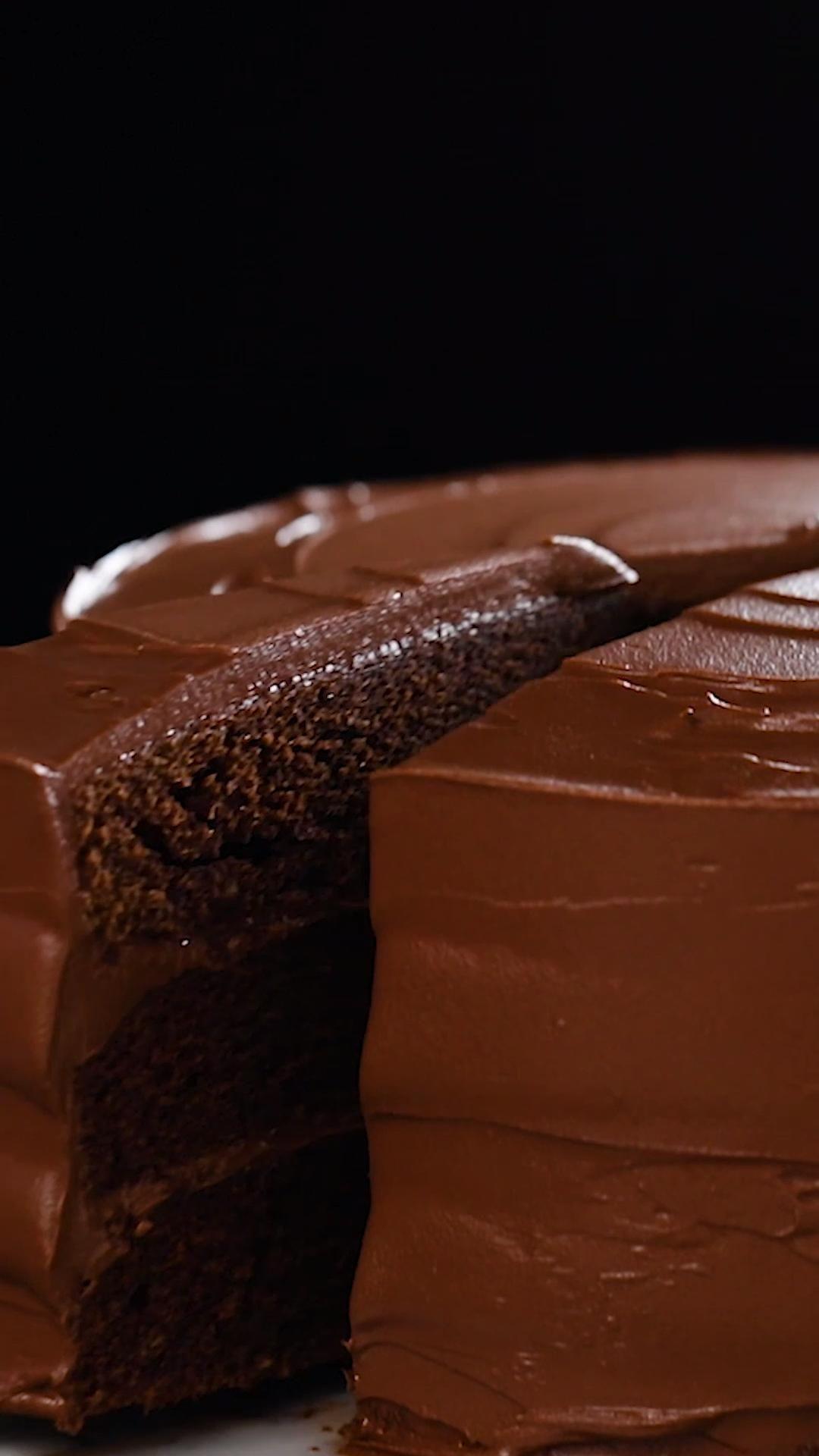 La Mejor Torta de Chocolate