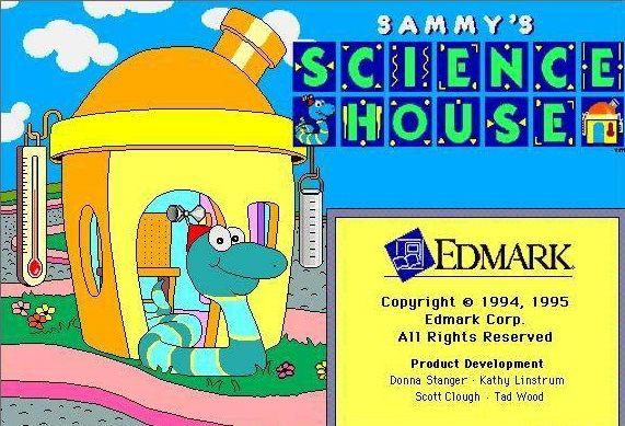 Sammy S Science House Childhood Memories 2000 Math Card Games