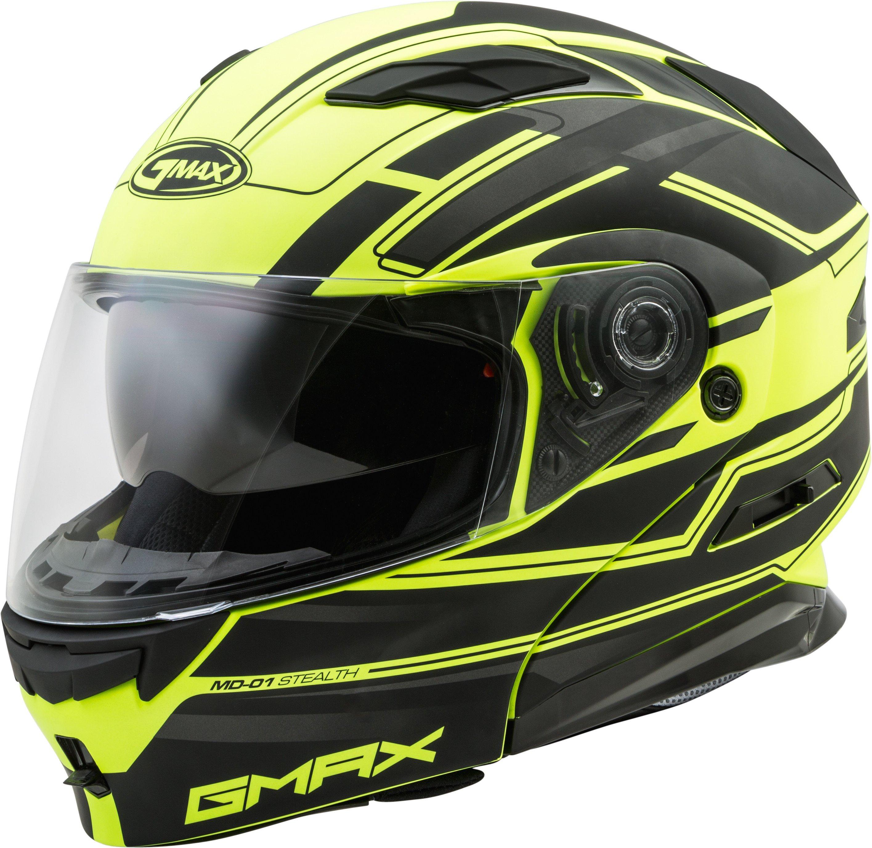 GMAX MD-01 Solid Helmet
