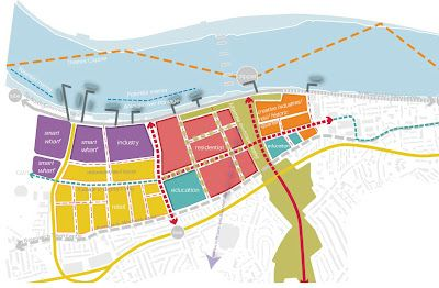 The Royal Borough of Greenwich are consulting on a draft Supplementary Planning Document called the Charlton Riverside Masterplan. Consultation closes at 9.00am Friday morning 9 March 2012.
