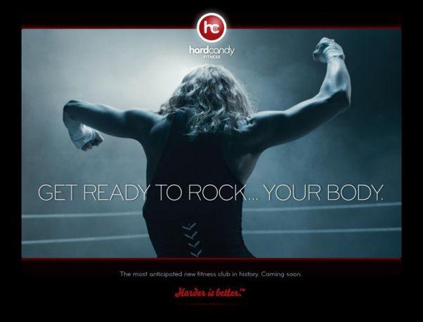 In palestra da Madonna. A maggio arriva a Roma il primo Hard Candy Fitness italiano
