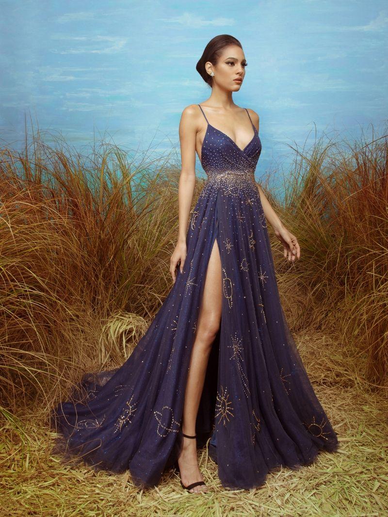 Spring Summer 2020 Mark Bumgarner Elegant Dresses For Women Ball Dresses Beautiful Dresses [ 1066 x 800 Pixel ]