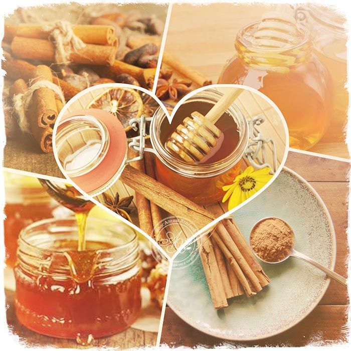 Корица и мед рецепт похудения