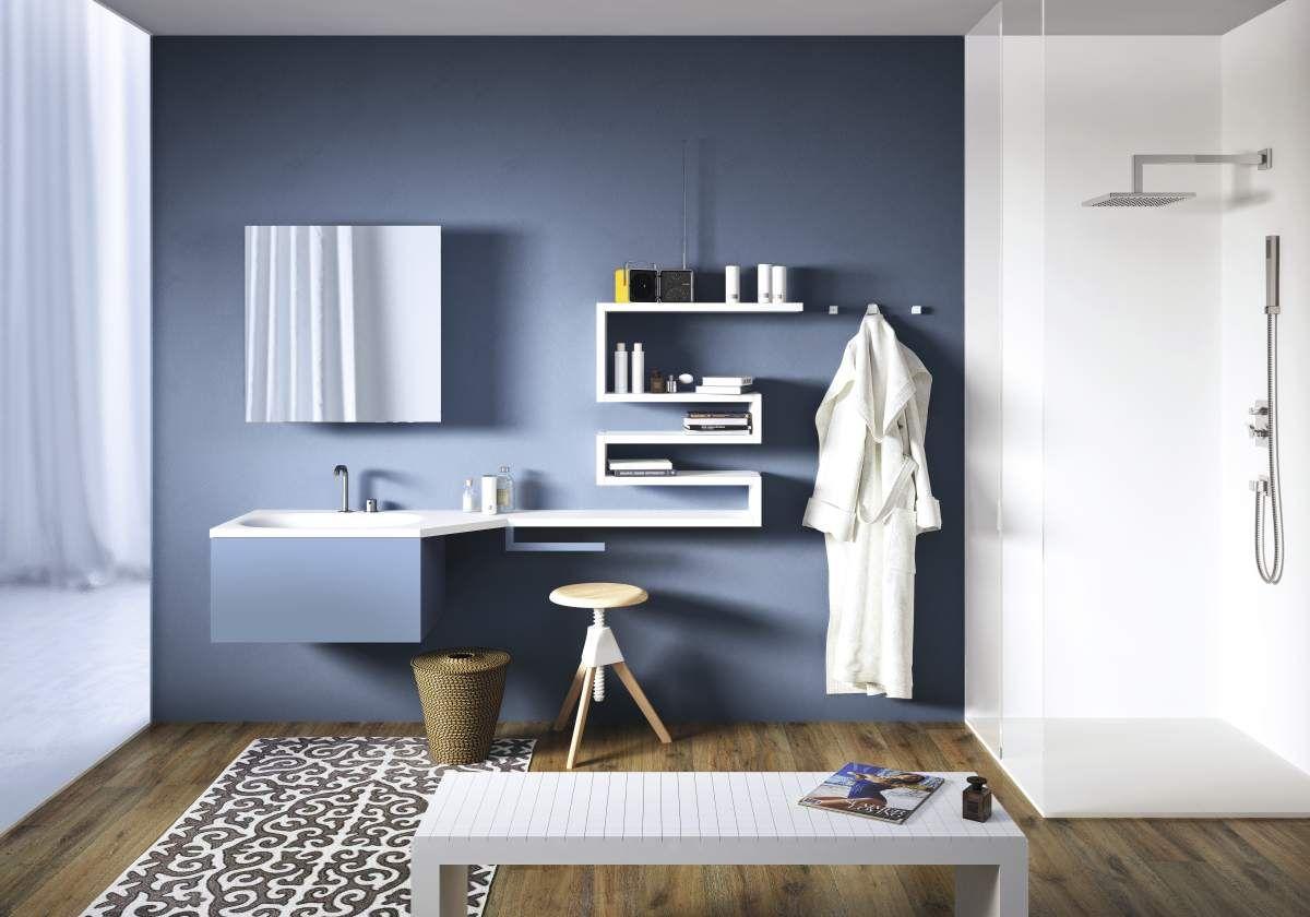 Idee Colori Pareti Bagno idee bagno colori :  : pareti carta da zucchero: foto