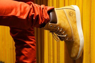 chaussure timberland cupsole