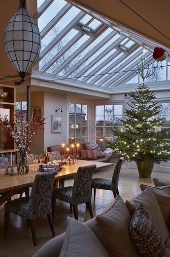 Glass Garden Room In Essex House Design Garden Room Beautiful Homes