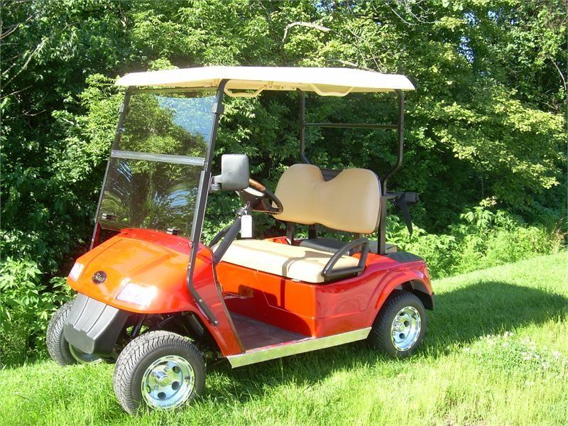 2011 Star Street Ready Golf Cart Includes turn signals