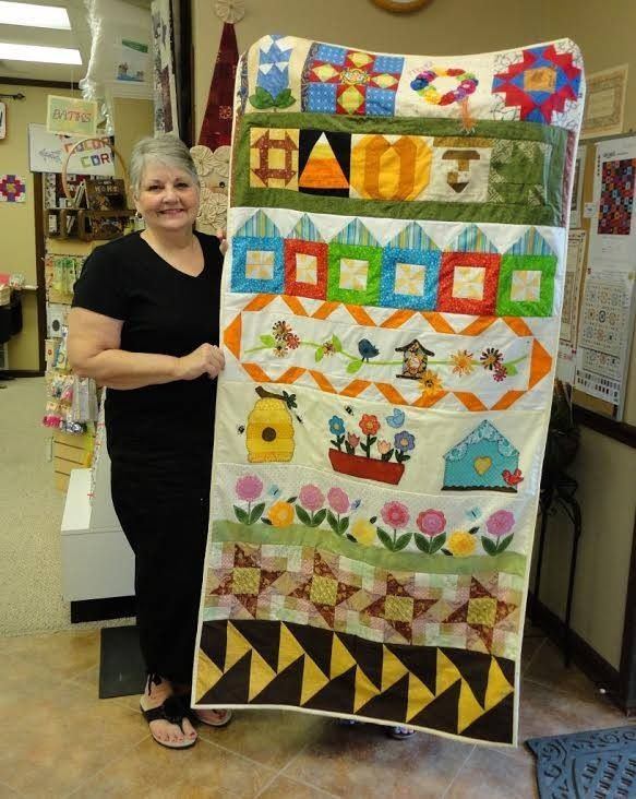 San Antonio Row Quilt Row Quilt Row By Row Experience Quilt Shop