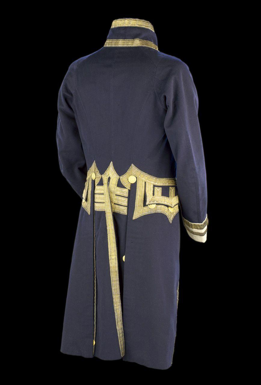 Royal Naval uniform: pattern 1812 - National Maritime Museum ...