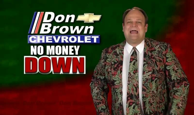 Don Brown Chevy >> Don Brown Jr In His Christmas Jacket Ol St Lou Brown