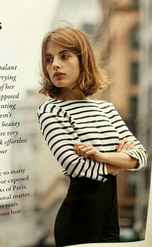 Photo of Wirklich bezaubernde französische Frisur