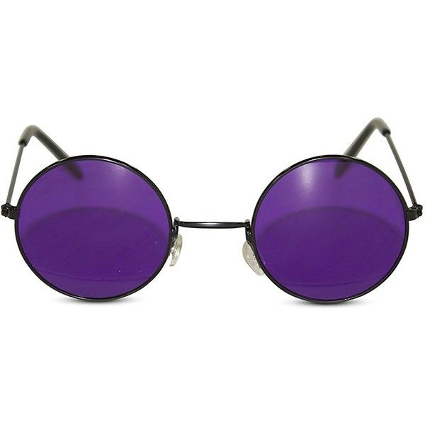 63f4c9c215 Amazon.com  John Lennon Sunglasses Round Hippie Shades Retro Colored...  ( 7.95) ❤ liked on Polyvore featuring accessories