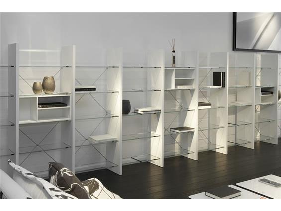 Proxima Bookcase By Natuzzi
